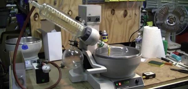 旋转蒸发仪
